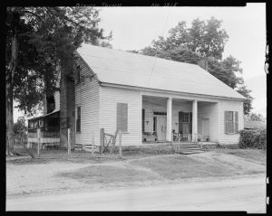 Photo by Frances Benjamin Johnson in 1939