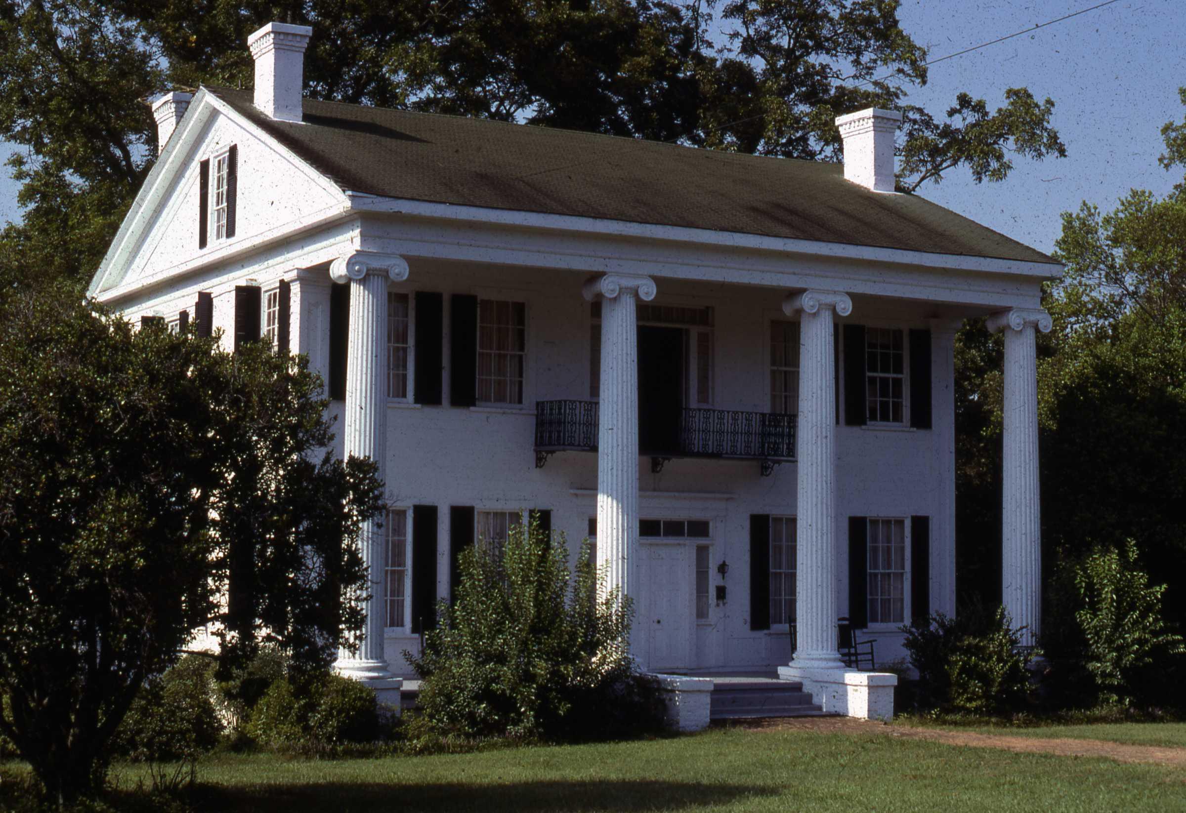 Endangered Landmark Greenwood House Greensboro Al