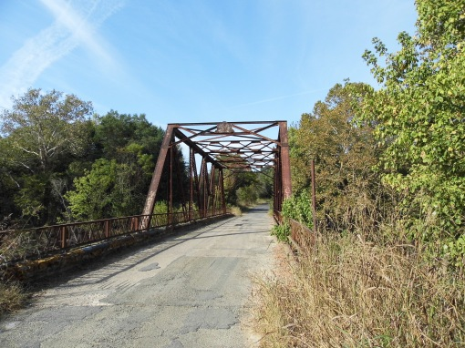 Old U.S. 70 (County Road E2090) at Blue River