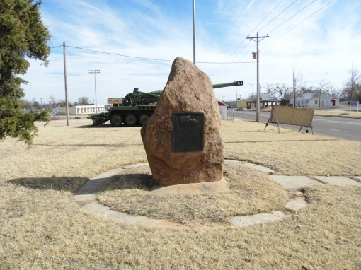 Marker in Tuttle