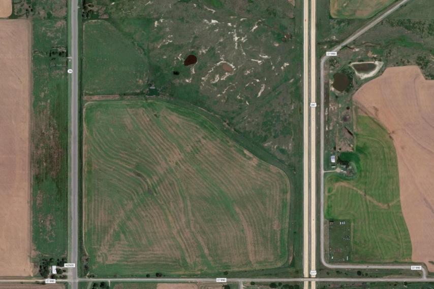 Aerial US 70