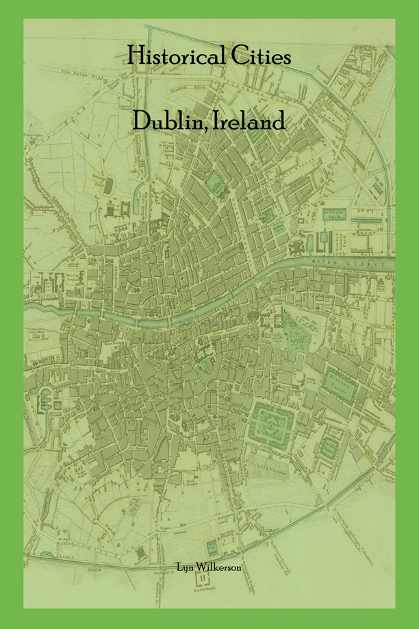 Map Of Ireland Historical Sites.Historical Cities Dublin Ireland Is Now Available On Google Maps